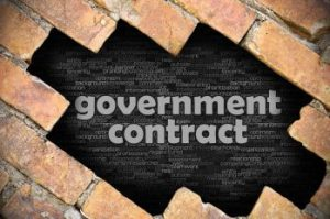 Government contracting law firm
